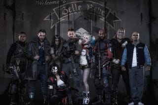 Illustration for article titled Suicide Squad Is Going Through Reshoots To Make It A Funny Fun Time Movie