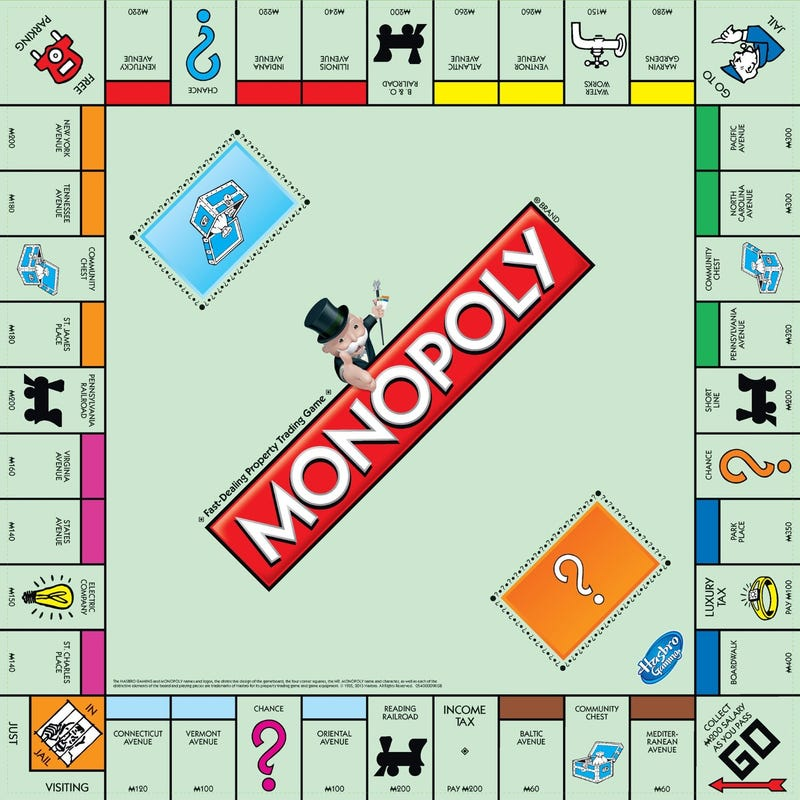 Illustration for article titled Monopoly Movie in the Works From Truman Show and Gattaca Writer