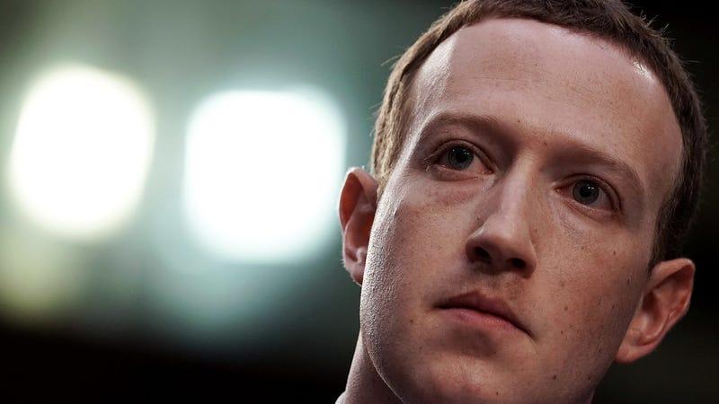 """Facebook CEO Mark Zuckerberg Testifies At Joint Senate Commerce/Judiciary Hearing"""
