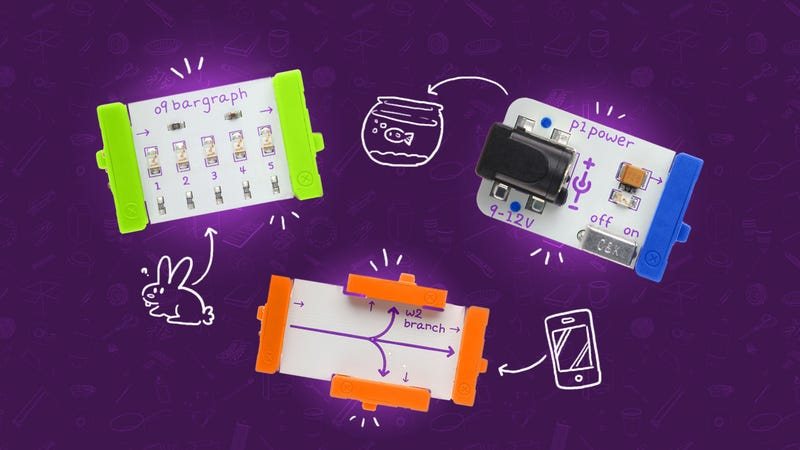 Illustration for article titled How to Get Started DIYing Anything with LittleBits