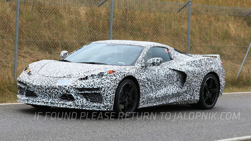 Illustration for article titled GM Renews 'Zora' Trademark as Mid-Engine Corvette Nears Production