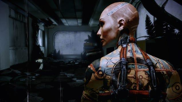Mass Effect 2 Writer Confirms Jack Was Originally Pansexual