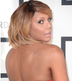 Tamar Braxton in 2014.ROBYN BECK/AFP/GETTY IMAGES