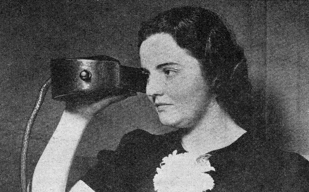 This  Television Monocle  From 1938 Was Silly and Wonderful