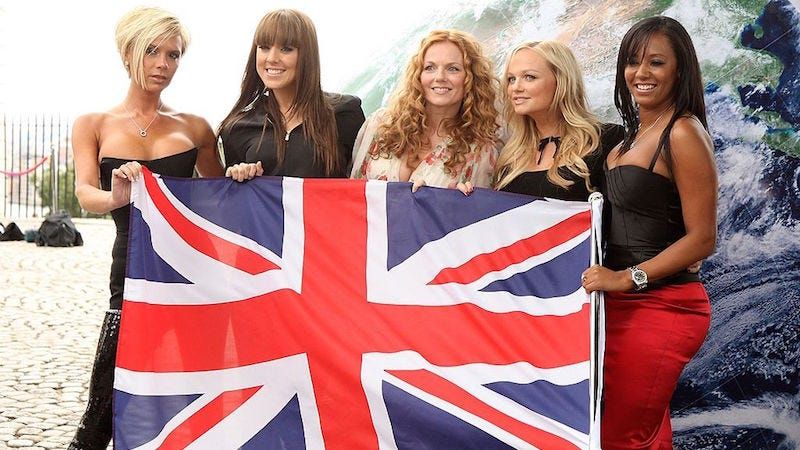 Illustration for article titled The Spice Girls Are Planning Tryouts to Replace Posh and Sporty for a Flavorless Reunion