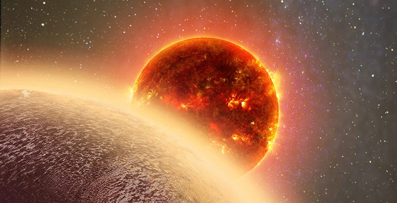 Illustration for article titled An Earth-Sized Neighbor May Be the Most Important Exoplanet Yet
