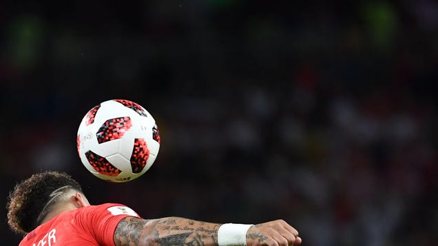 Heading a Soccer Ball Can Worsen Cognition for Up to 24 Hours, Study Finds
