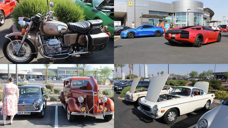 Illustration for article titled Penske Scottsdale C&C 5/17/14 Nearly 100 Pics