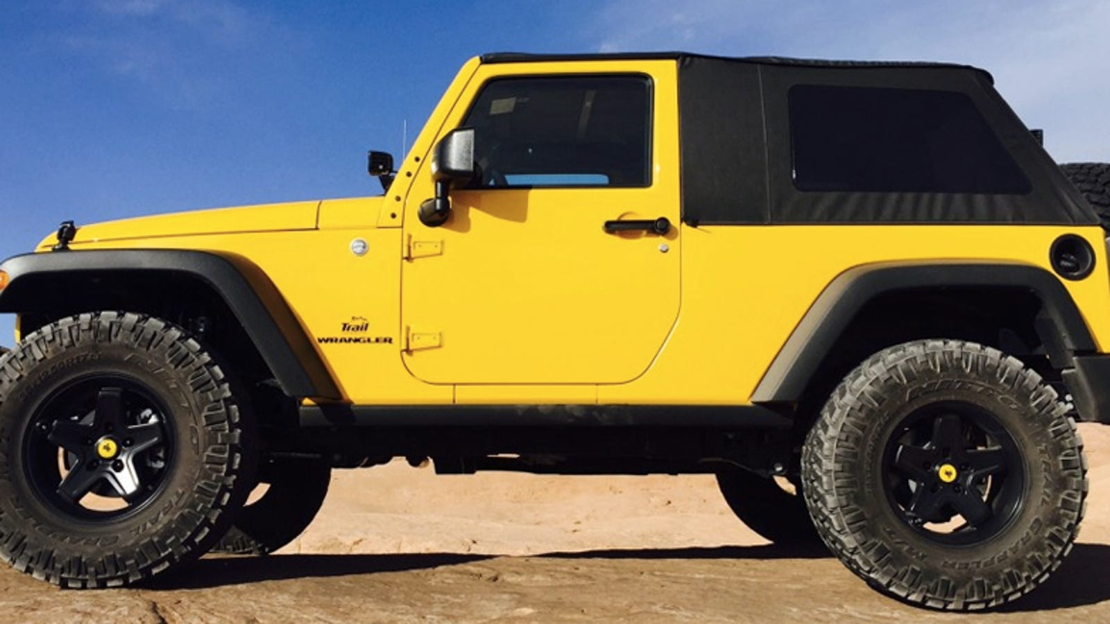 The Rare And Coveted Jeep Wrangler LJ Is Back