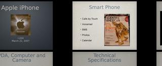 Illustration for article titled Impressive Gives Your Slideshows a Stylish Presentation