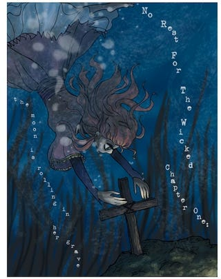 Illustration for article titled Comic Showcase: Andrea Peterson's No Rest For The Wicked