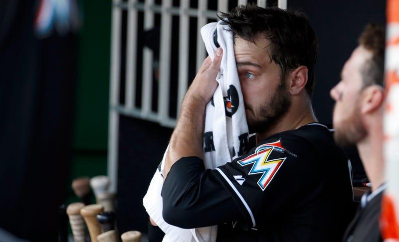 Illustration for article titled MLB Investigating Claim That Marlins Pitcher Jarred Cosart Bet On Sports