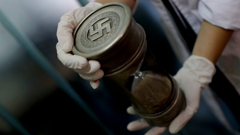 Huge Collection of Nazi Artifacts Discovered Inside Secret Room in Argentina – Gizmodo