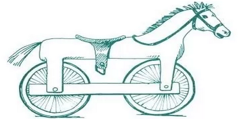 Illustration for article titled How Did the Bicycle Evolve?