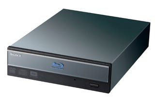 Illustration for article titled Sony's BWU-300S Blu-ray Recorder Burns 50GB in 30 Minutes