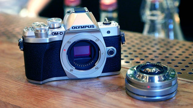 Olympus Is Getting Out of the Camera Game