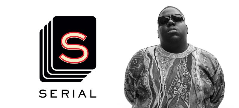 Illustration for article titled Remixing the Serial Theme with Notorious B.I.G. Is Surprisingly Perfect
