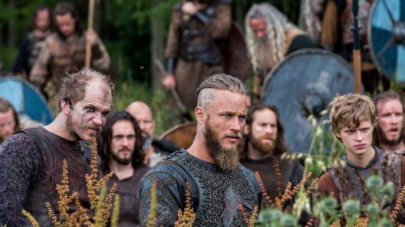 """Illustration for article titled Vikings: """"Treachery"""""""