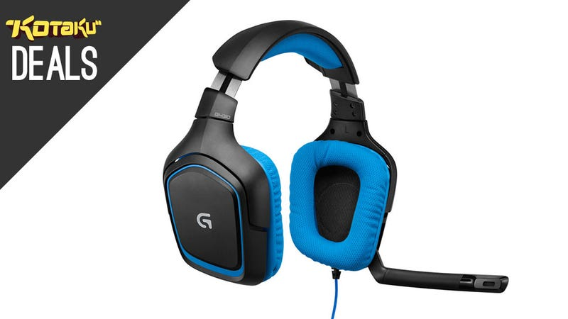 Illustration for article titled Bargain Gaming Headset, LIVE Deals, 10GB Free Cloud Storage [Deals]