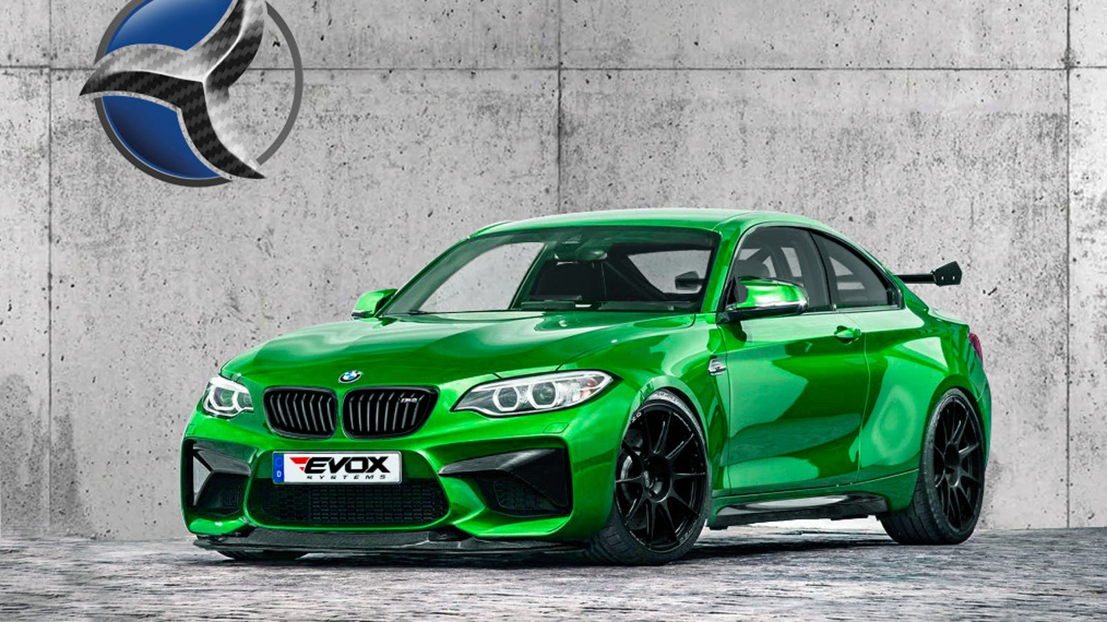 This Aftermarket 480hp Bmw M2 Rs Clubsport Is The M2 You