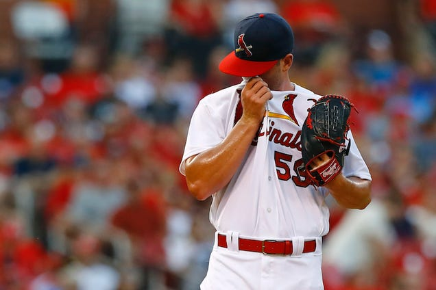 The Cardinals Lost Their 46th Game