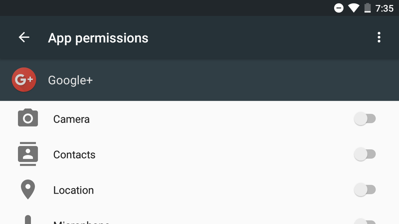 Illustration for article titled Some Android 6.0 Apps May Not Know to Ask for Permissions and Break