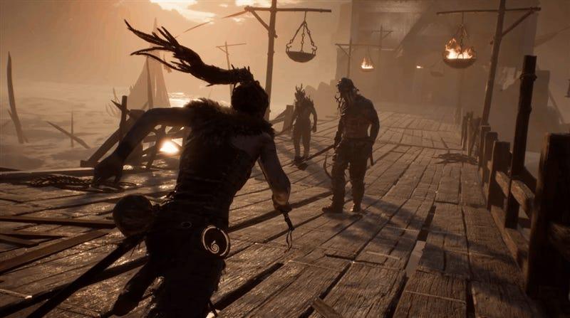 Senua's Sacrifice desata la polémica por su sistema de castigo — Hellblade