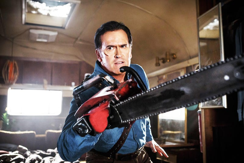 Illustration for article titled How Ash Vs Evil Dead Took Everything We Loved From The Movies And Made It Better