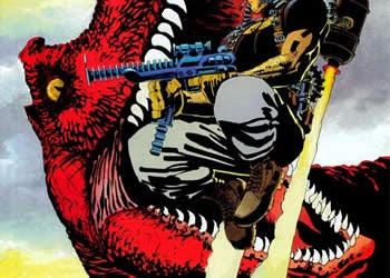 Illustration for article titled Do You Want To See Frank Miller's Dinosaur?