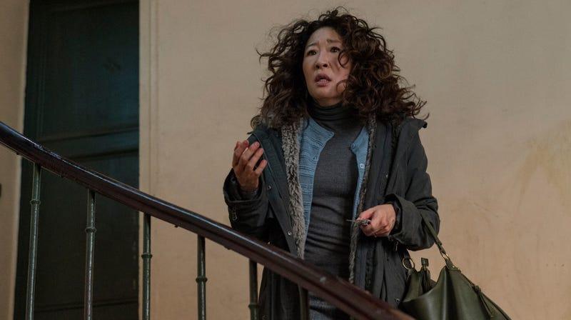 Sandra Oh stars in Killing Eve