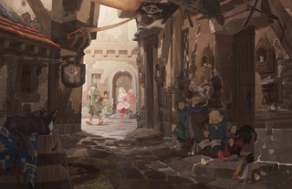 Illustration for article titled A Second Look At The Art Of Last Story