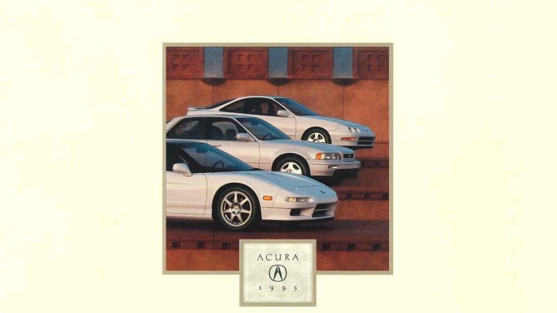 Photo Credits: Acura via HondaBrochures on Flickr
