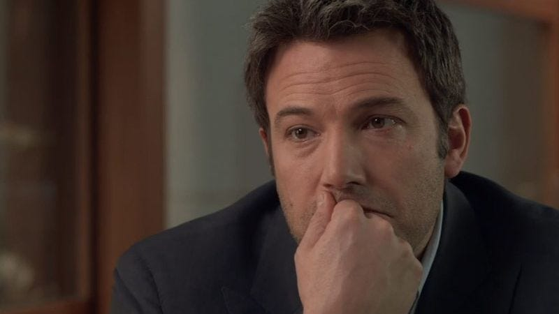 Ben Affleck, hiding his roots on Finding Your Roots