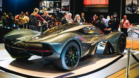 Track Only Aston Martin Valkyrie Amr Pro Is Coming To Chase Down F1