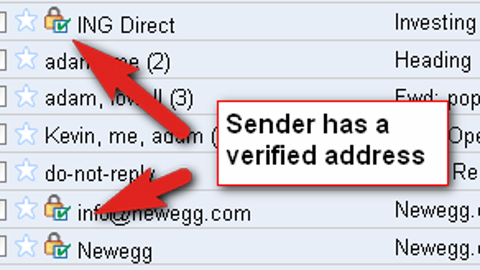 Iconix Truemark Email Identification Verifies Senders