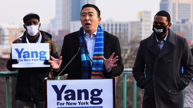 Mayoral Hopeful Andrew Yang: New York Needs Hype Houses