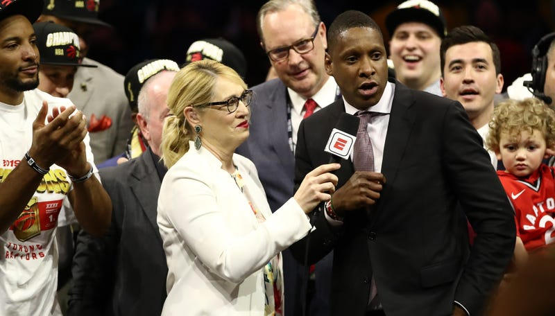 Alameda County Sheriff's Office Wants To Charge Raptors Exec Masai Ujiri With Battery