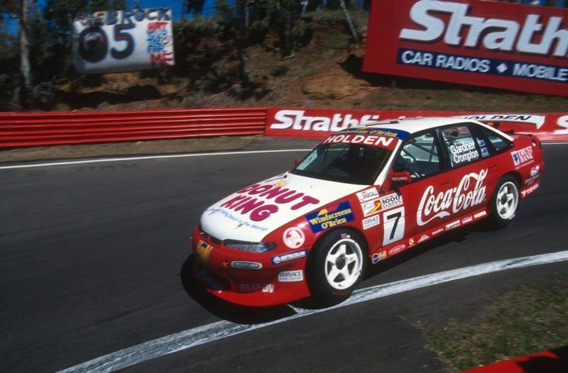 Wayne Gardner Racing Holden Commodore at Bathurst