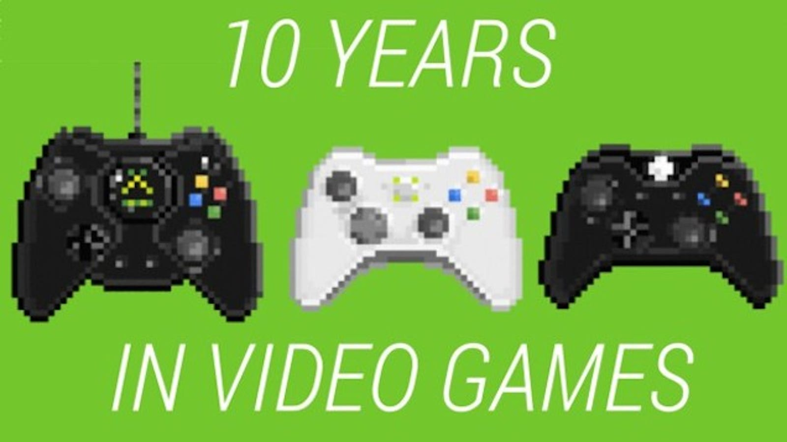 Progressive Near Me >> The 10 Biggest Changes of The Last 10 Years in Video Games