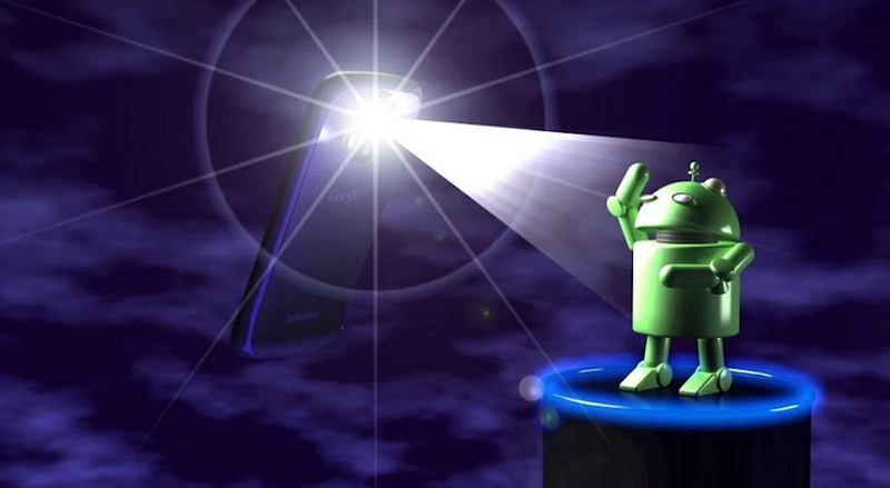 Illustration for article titled Popular Android Flashlight App Straight-Up Lied About Selling Data