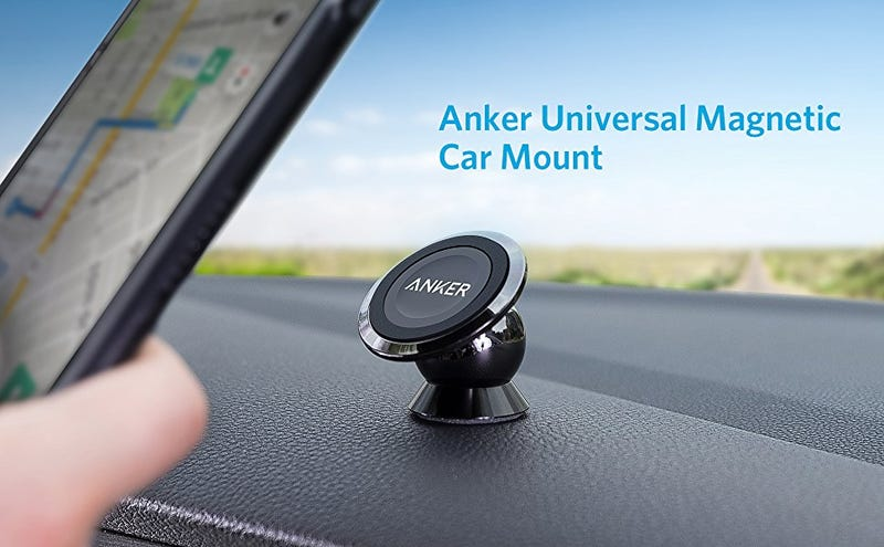 Anker Universal Magnetic Car Mount, $10 with code SELL7149