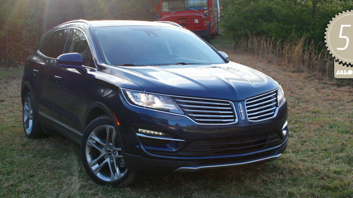 2015 Lincoln MKC: The Jalopnik Review
