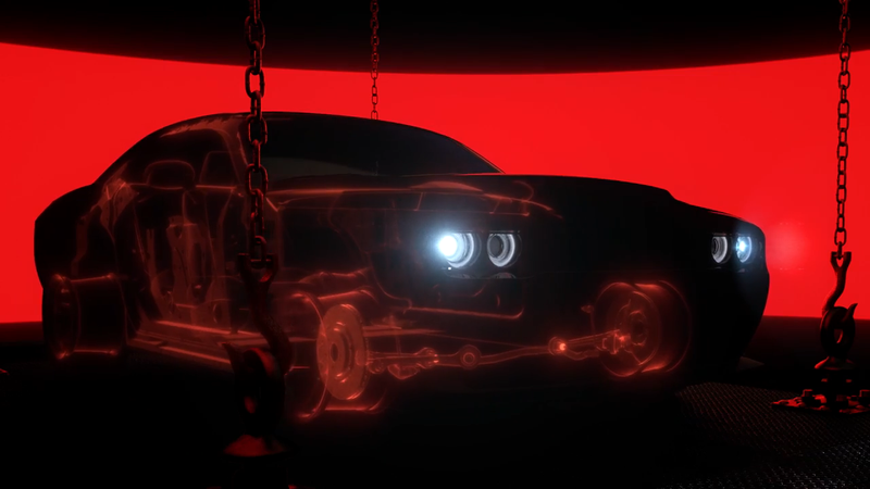 Illustration for article titled The Dodge Challenger SRT Demon Will Be Lighter Than A Hellcat