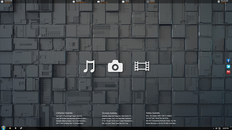 Illustration for article titled The Industrial Desktop
