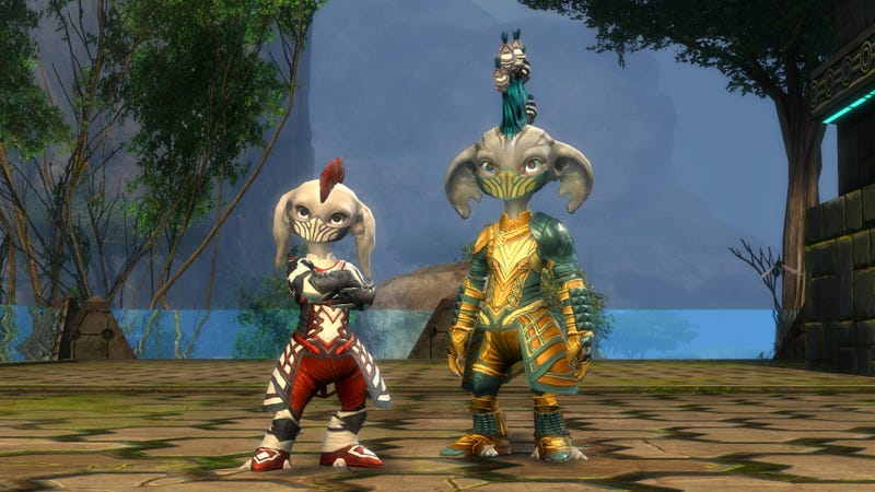 Illustration for article titled Guild Wars 2 Is Changing The Way Players Dress For Adventure