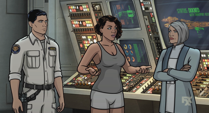 This Behind-the-Scenes Peek at Archer: 1999 Confirms That After 10 Seasons, the Cast Is Still Having a Blast
