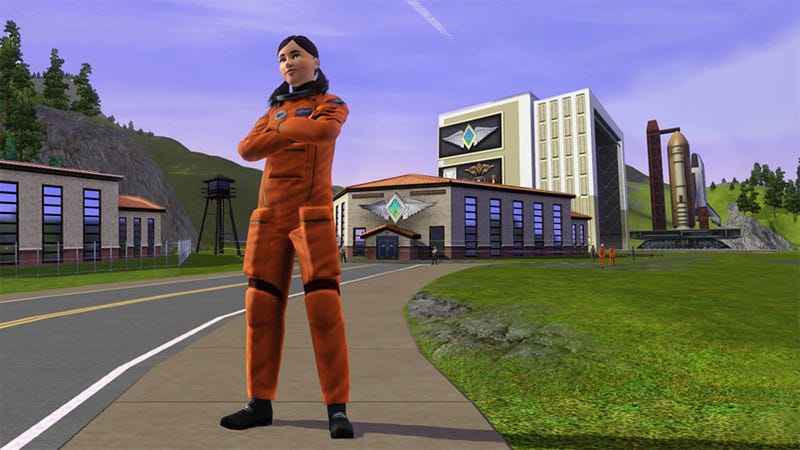 Illustration for article titled The Sims 3 Screenshots