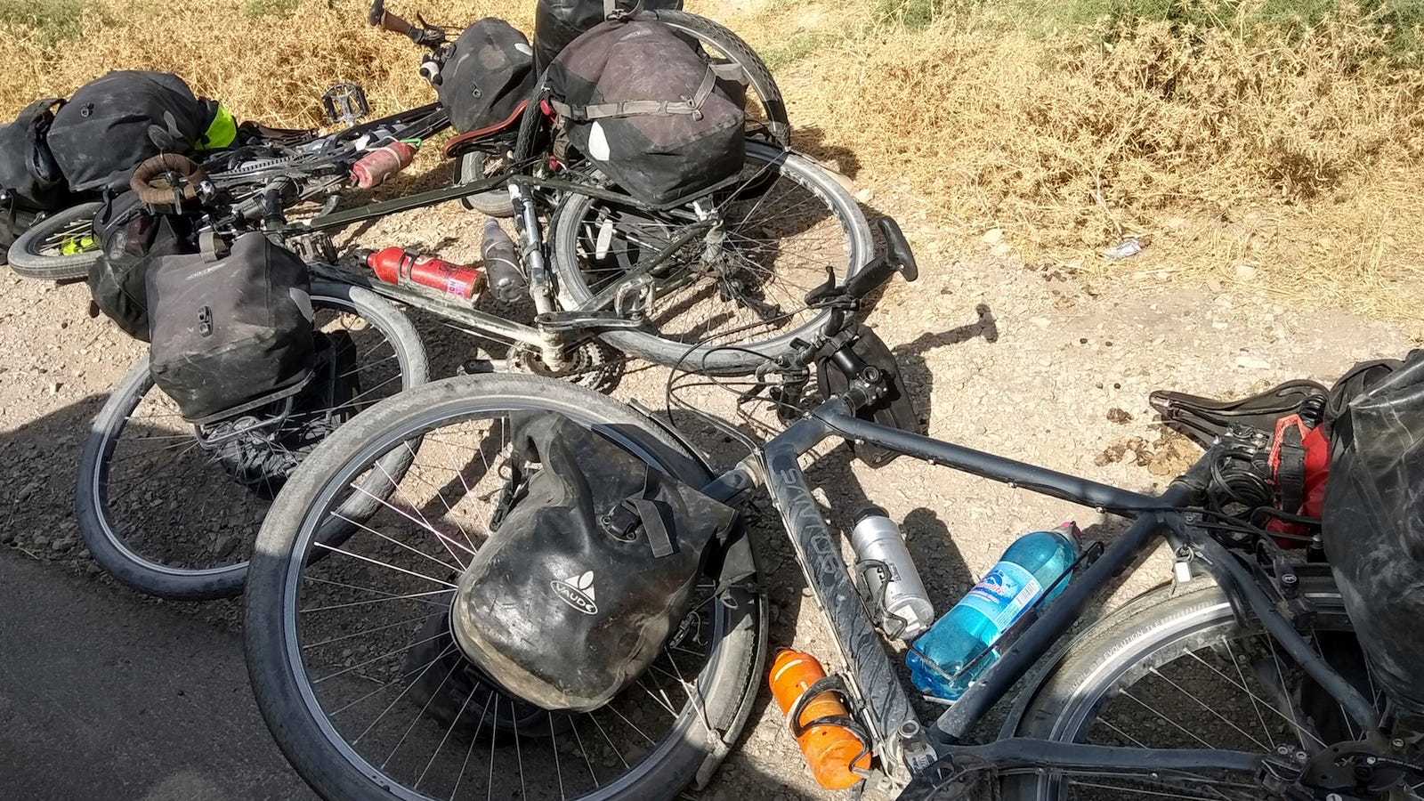 Two Americans Among Group Of Cyclists Murdered By ISIS Affiliates In