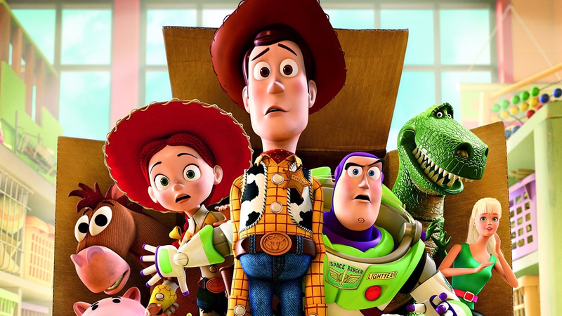 Toy Story 3. Image: Pixar