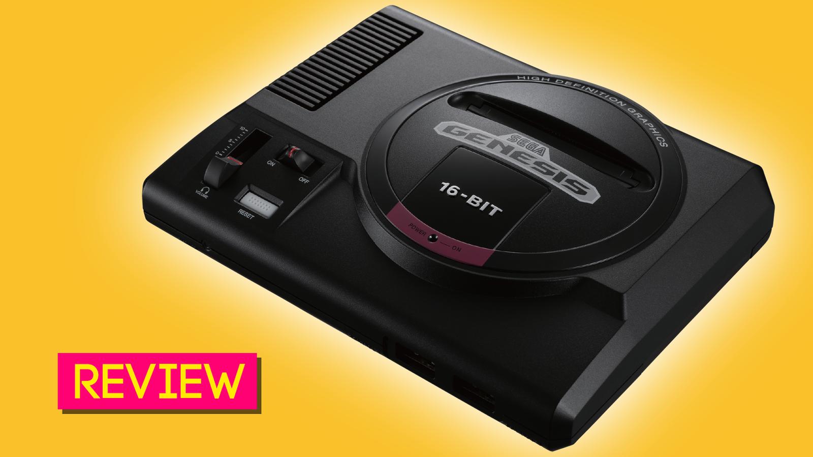 Sega Genesis Mini: The Kotaku Review